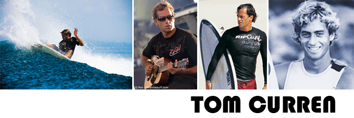Surfboardline.com: Tom Curren