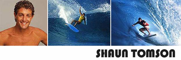 Shaun Tomson Surfboard