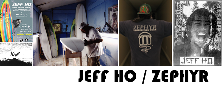 Jeff Ho - Zephyr