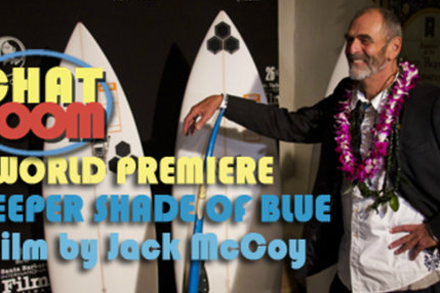 A Deeper Shade of Blue World Premiere