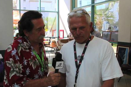 Hawaiian VIntage Surf Auction 2011 | Erwin on Steve Walden