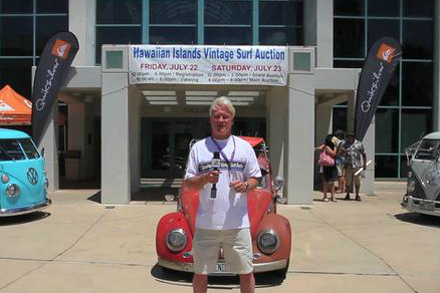 Hawaiian Vintage Surf Auction 2011 Recap