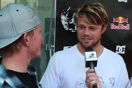 World Premiere of Scratching the Surface | Dane Reynolds
