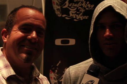 World Premiere of Scratching the Surface – Kelly Slater
