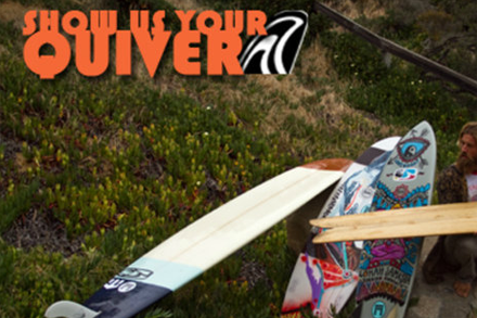 Share Your Quiver | Chris Del Moro's Bing Quiver