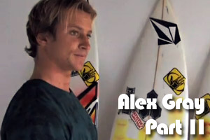 Pro Quiver | Alex Gray pt. 2