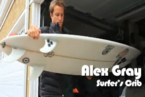 Surfer's Crib | Alex Gray