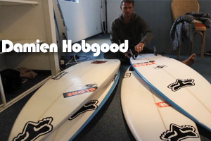 Pro Quiver | Damien Hobgood | Hossegor 2011