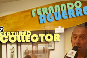 Featured Collector | Fernando Aguerre