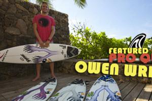 Pro Quiver | Owen Wright