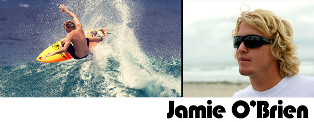 Jamie O'Brien Surfboard