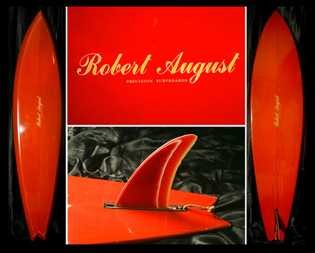 Robert August Surfboard