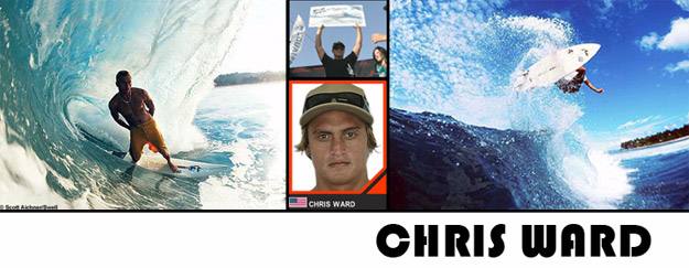 Pro Surfer Chris Ward