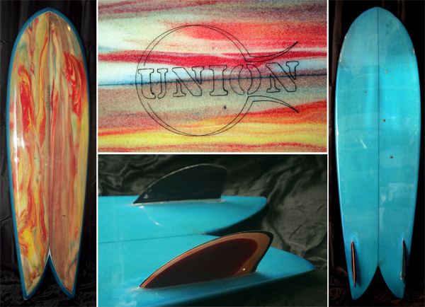 Union Surfboard vintage