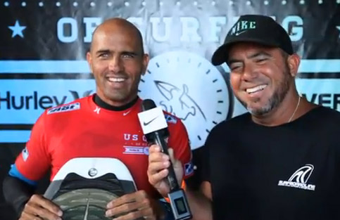 Kelly Slater | U.S. Open of Surfing 2012