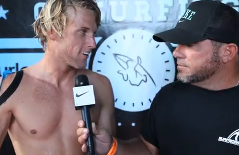 Pat Gudauskas on Whip Talk | U.S. Open of Surfing 2012