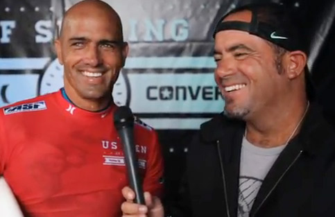 Kelly Slater | Part II | U.S. Open of Surfing 2012