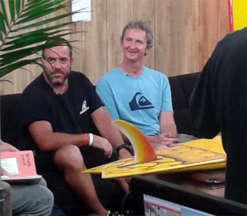 The Boardroom International Surfboard Show 2012