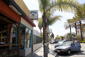 The Rockin Fig surf headquarters opened up shop in the 80's right on Main Street Huntington Beach.