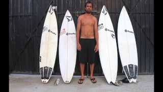 Tom Carey out takes on Surfboardline.com Plug-ins.